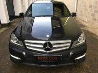 61 PLATE - 2012 - Mercedes-Benz C Class 2.1 C220 CDI BlueEFFICIENCY Sport 7G-Tronic 4dr