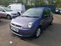 Ford fiesta 2007, 12 Months MOT, FINANCE AVAILABLE