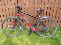 Specialized Crosstrail Comp L Hybrid Bike 2012 Red/Black