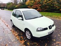 2003 52 Seat arosa 1.0 in mint condition only £675