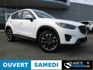 2016 Mazda CX-5 GT AWD (2016.5) AUTO GT GROUPE TECHNOLOGIQUE