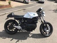 BMW K100RT Cafe Racer