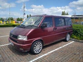 image for Volkswagen, TRANS CARAVELLE GL D A, 1993, 2370 (cc)