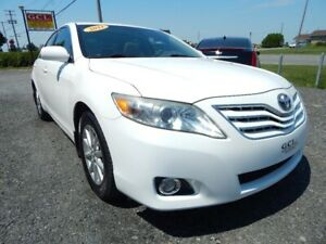 2011 Toyota Camry XLE GPS -Caméra recul -Toit ouvrant- Cuir