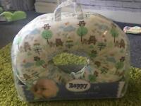 Feeding pillow (boppy)
