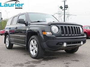 2011 Jeep Patriot LIMITED CUIR+A/C 4WD