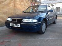 Rover 414 low mileage