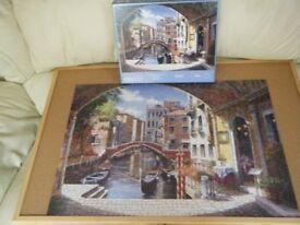 'Archway to Venice' 1,000 piece Jigsaw Puzzle