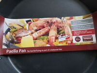 NEW 38CM PAELLA PAN; GREAT DEAL RRP: £18.99