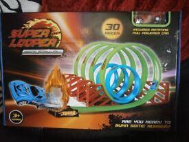 Super Looper car track