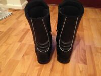 Motorcycle Boots Size 44/10. Waterproof