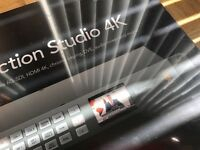ATEM 1 M/E Production Studio 4K Brand New un-opened in box