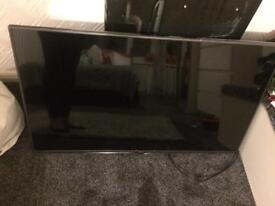 49 inch LG tv *cracked screen*