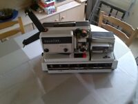 Heurtier P6-24 Super 8MM Projector For Sale