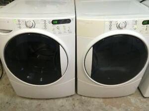 64-Laveuse Sécheuse Frontales  KENMORE HE3 Frontload Washer Dryer