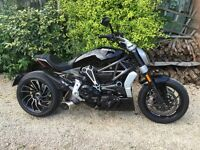 XDIAVEL S with termignonis and fly screen
