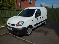 2004 Renault Kangoo SL17 DCI+ ONLY 69,000 MILES FROM NEW NO VAT