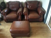 Brown - 3 Piece Suite