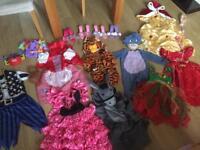 Dressing up bundle age 2-5 years