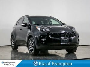 2018 Kia Sportage EX. LEATHER. HTD SEATS. CAMERA. BLUETOOTH