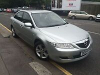 Mazda 6 TS Automatic 5dr Hatchback HPI Clear *Only 57000 Miles* 01-Year MOT *FREE 6-Months Warranty*