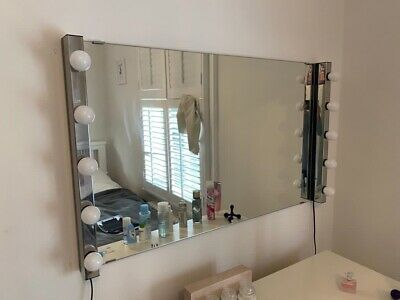ikea wall mirror with Lights & LED Bulbs