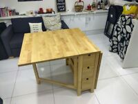 Ikea NORDEN kitchen table