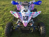 YFZ 450 2016 race quad