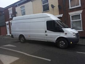 Very Good Condition Van Ford Transit 2011 Diesel - Ready To Drive