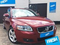 Volvo V50 1.6 D 2011 DRIVe SE 5dr (start/stop) - May 2018 MOT, Cambelt and Full Service History