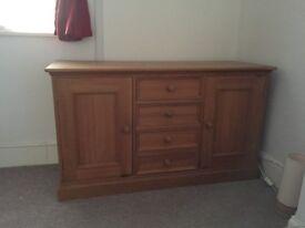Lovely pine cupboard/sideboard