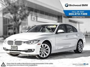 2013 BMW 3 Series 328i xDrive Modern Line Executive Driver Assis