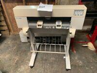 HP DesignJet 430 - Large Paper Roll Architect Design Plans A0 Printer