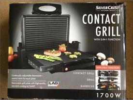 THREE IN ONE CONTACT GRILL