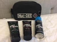 Muc-Off Men's Toiletries Set