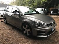 Volkswagen Golf 2.0 TSI BlueMotion Tech R DSG 4MOTION (s/s) 5dr£19,495 p/x welcome