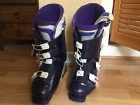 Old style but still good ski boots size 27.5