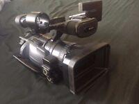 BARGAIN! - Sony HVR-Z1E Camcorder - HDV 1080i