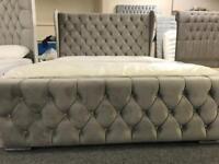 Velvet Wing Bed