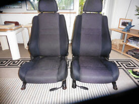 MGF/ MGTF fabric car seats