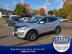 2016 Hyundai Santa Fe Sport ALMOST NEW! Alloy! Heated! ONLY 25K!