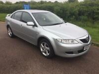 2005 Mazda 6 2.0 Automatic - Drives Well - Long MOT