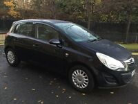 2013 Vauxhall Corsa Eco,£30 Road Tax,5 door,Mot,Full Dealer History