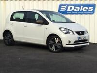 Seat Mii 1.0 75 Mii by Cosmo 5dr (special solid - white) 2017