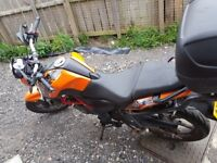Krs grs 125 for sale