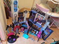 Monster High School Job Lot