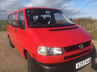 """""""Ultra low miles 2.4 T4 Caravelle"""
