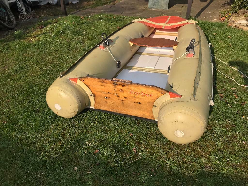 Tinker Tramp inflabale boat dinghy | in Gaywood, Norfolk | Gumtree