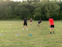 Casual footy in London. Everyone welcome to join!