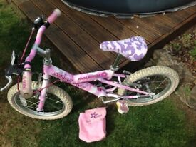 Child's Raleigh Bicycle suit age 5 - 7 years approx, in good working order & condition Macclesfield